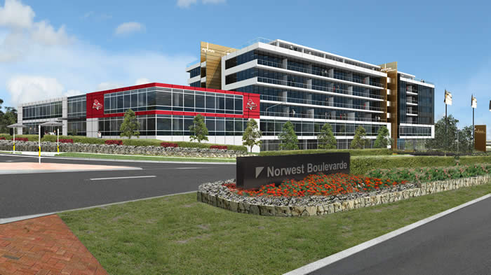Norwest Business Park Atlas Commercial Real Estate